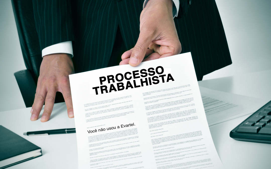 As principais causas dos Processos Trabalhistas
