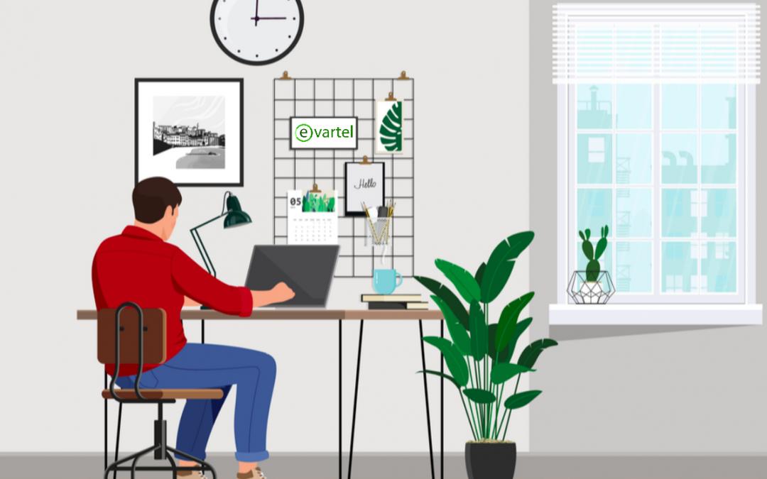 Covid e a nova realidade da rotina do trabalho